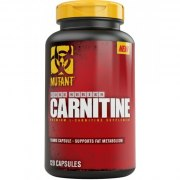 Mutant Core Series L-Carnitine 120 капс