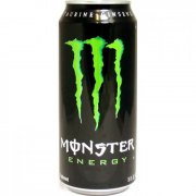 Black Monster Energy 500 мл